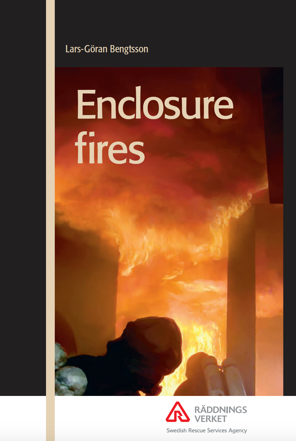 Cover of Enclosure Fires