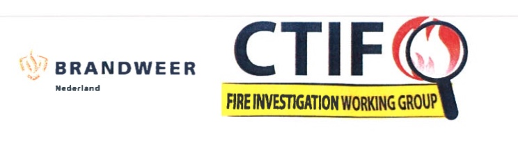 Fire Investigation and Brandvehr logo