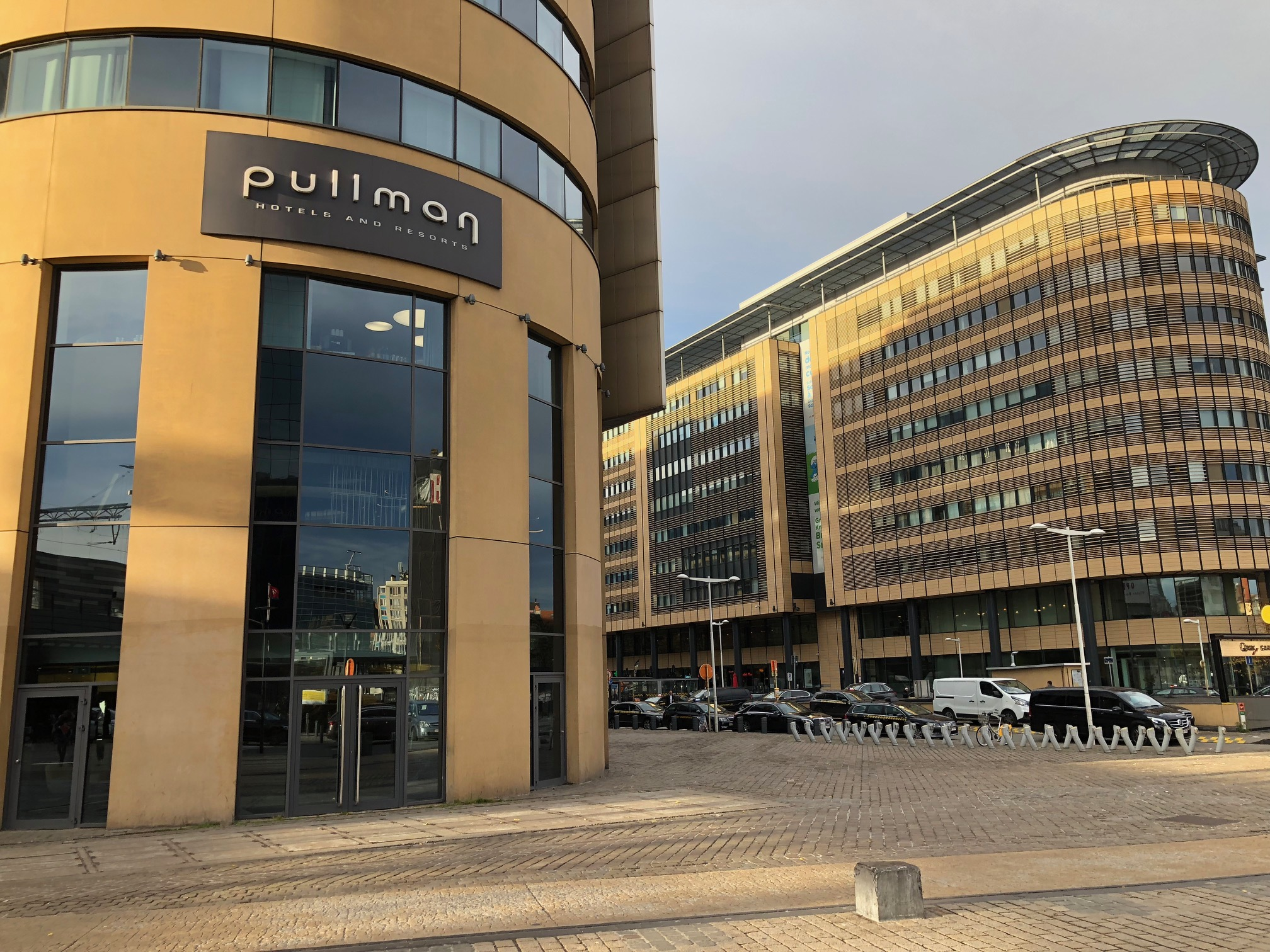 Pullman Hotel. Photo by Bjorn Ulfsson / CTIF News