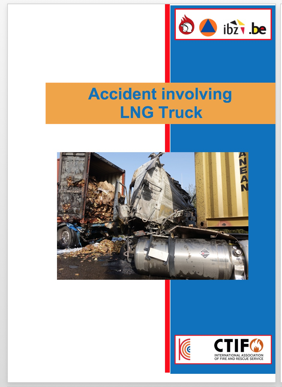 Lessons Learned From An Accident Involving Lng Truck Ctif 4 Guys Fire Wiring Diagram This Web Version Of The Article Has Been Abbreviated And Edited To Fit Format