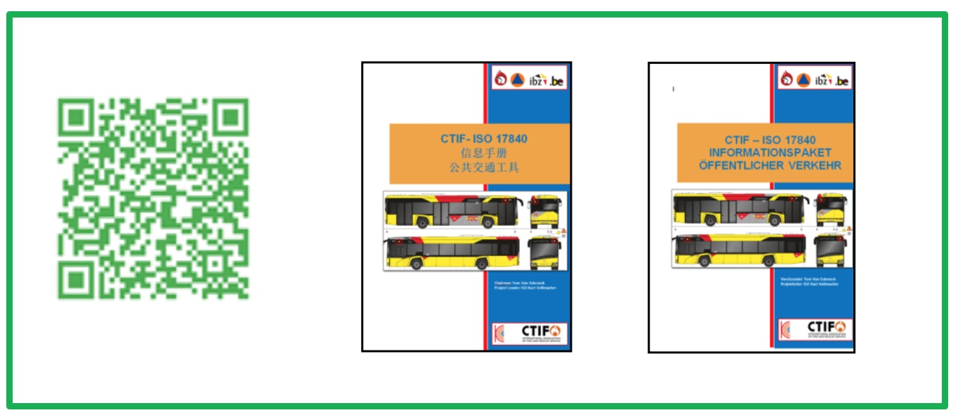 Public Transport Vehicles QR