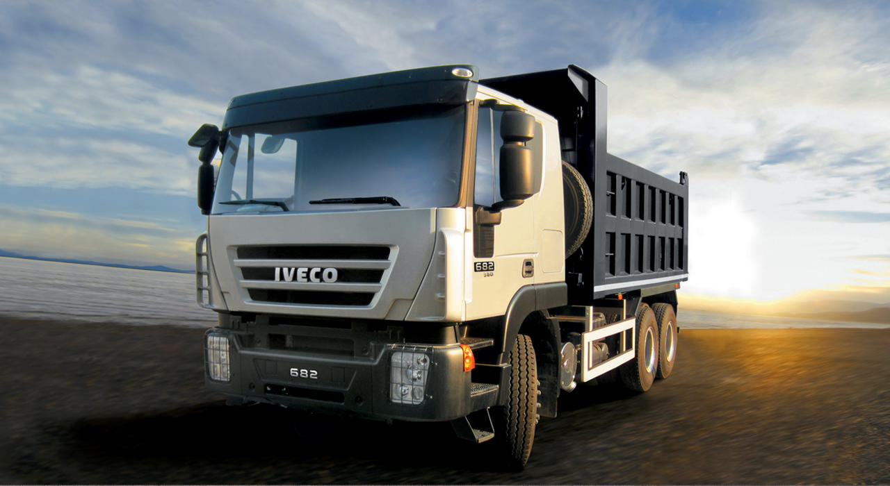 Iveco heavy duty vehicle
