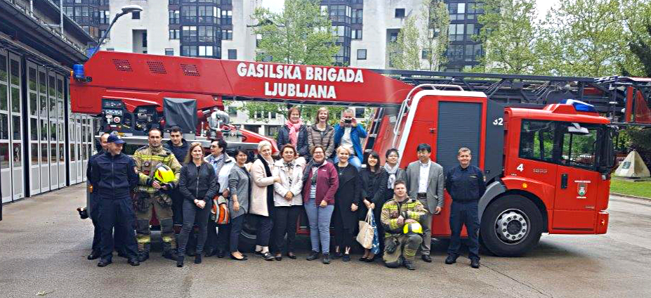 Women in Fire and Rescue Services Commission