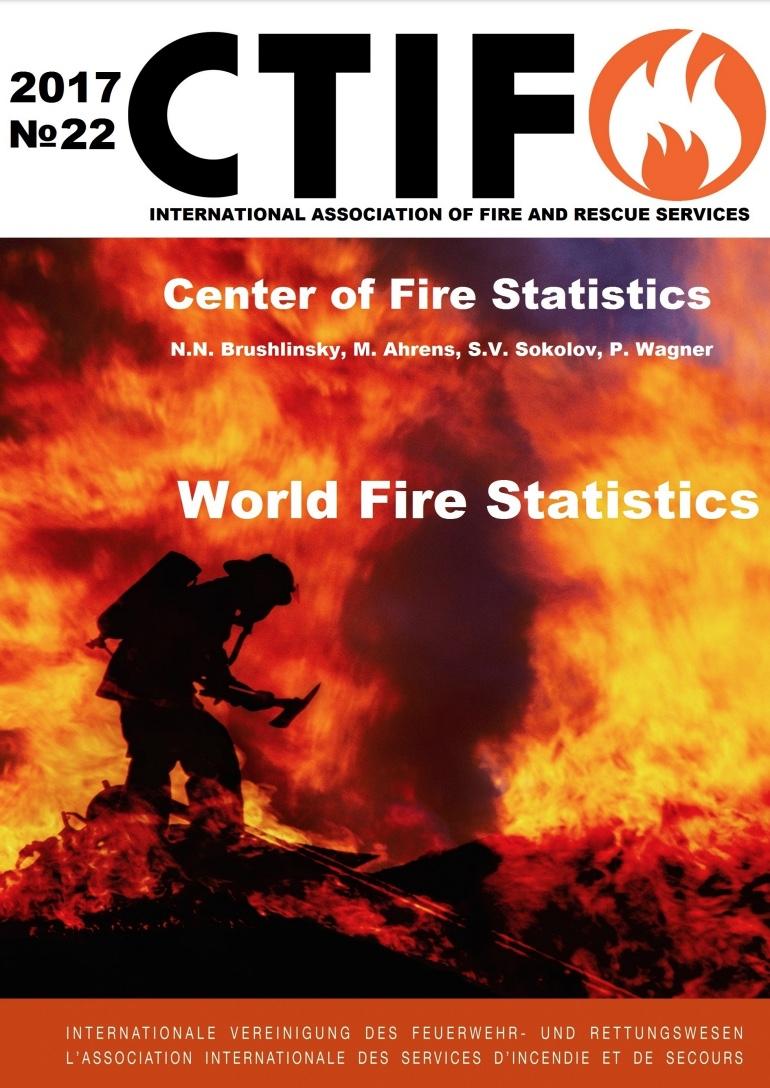 World Fire Statistics | CTIF - International Association of