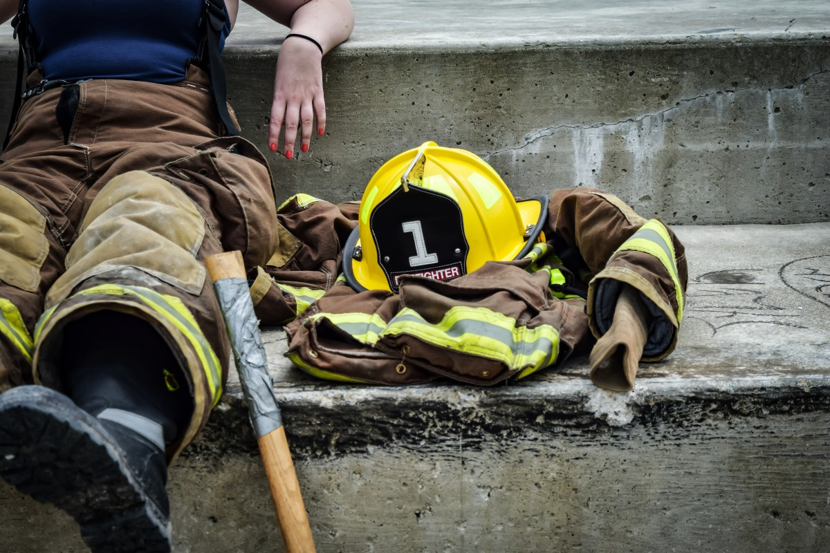 Are you leaving the contaminants on the fireground or dragging them home with you? The choice is yours, if you know how to protect yourself and your family.