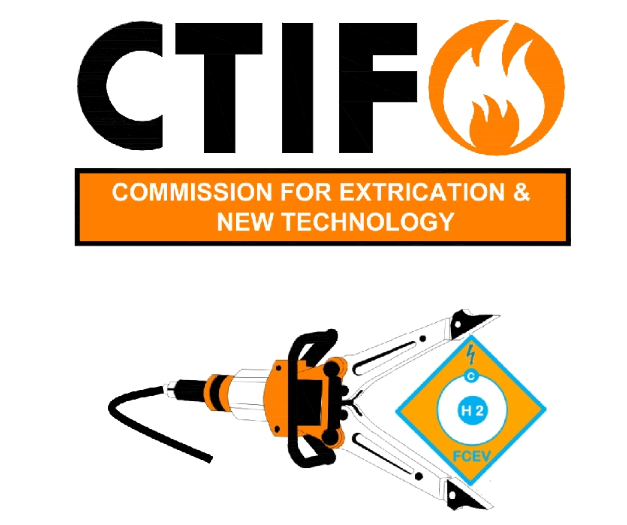 CTIF Extrication and New Technology Logo