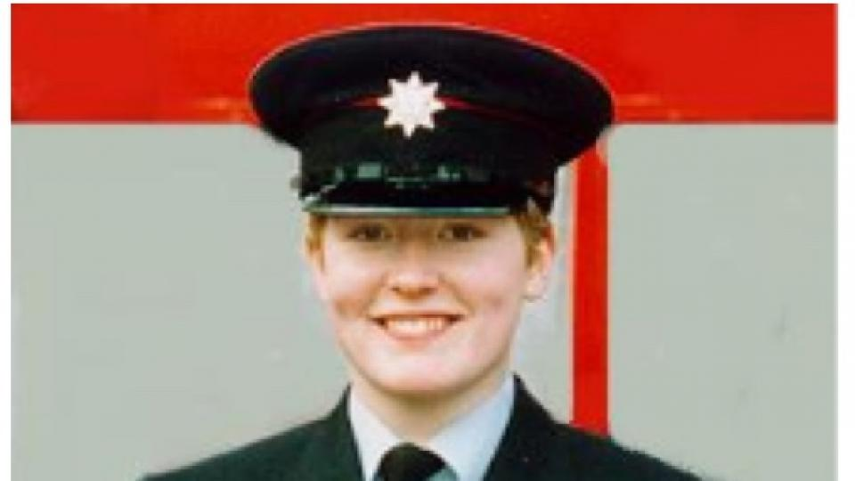 Fleur Lombard, a female UK firefigher who was burned to death in 1996 paved the way for new research and understanding of the need for specialized turnout gear for women.