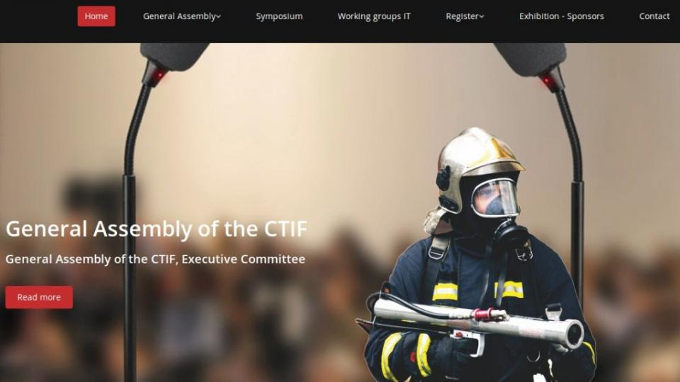 General Assembly and the Symposium of the CTIF