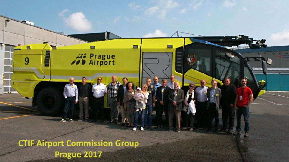 CTIF Airport Commission Group Prague 2017