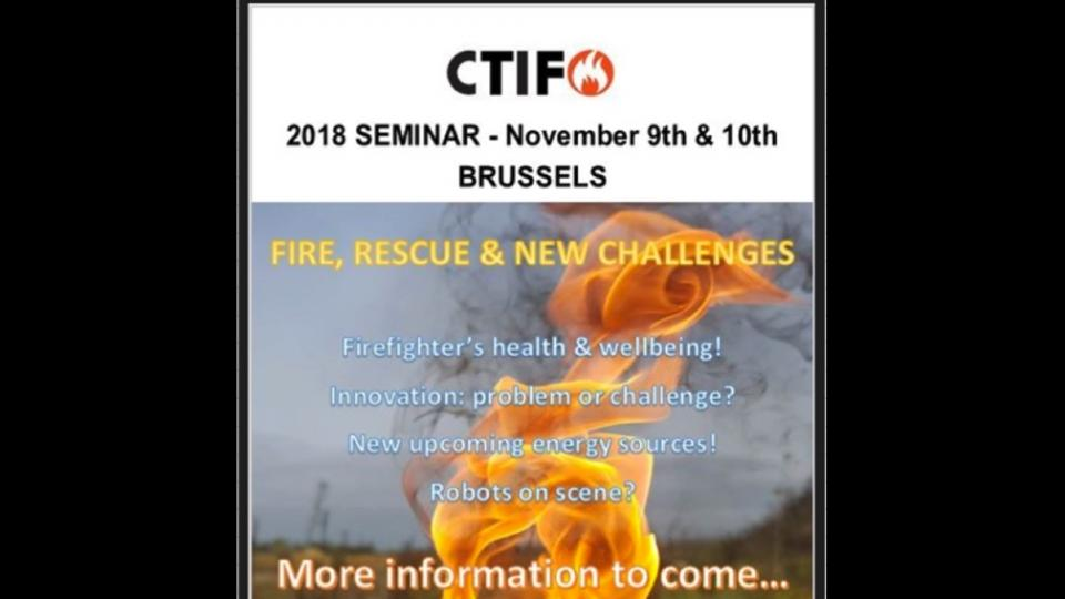 CTIF - International Association of Fire Services for Safer Citizens ...