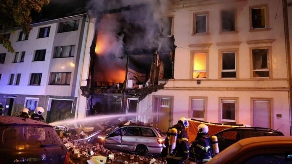 Wuppertal Explosion