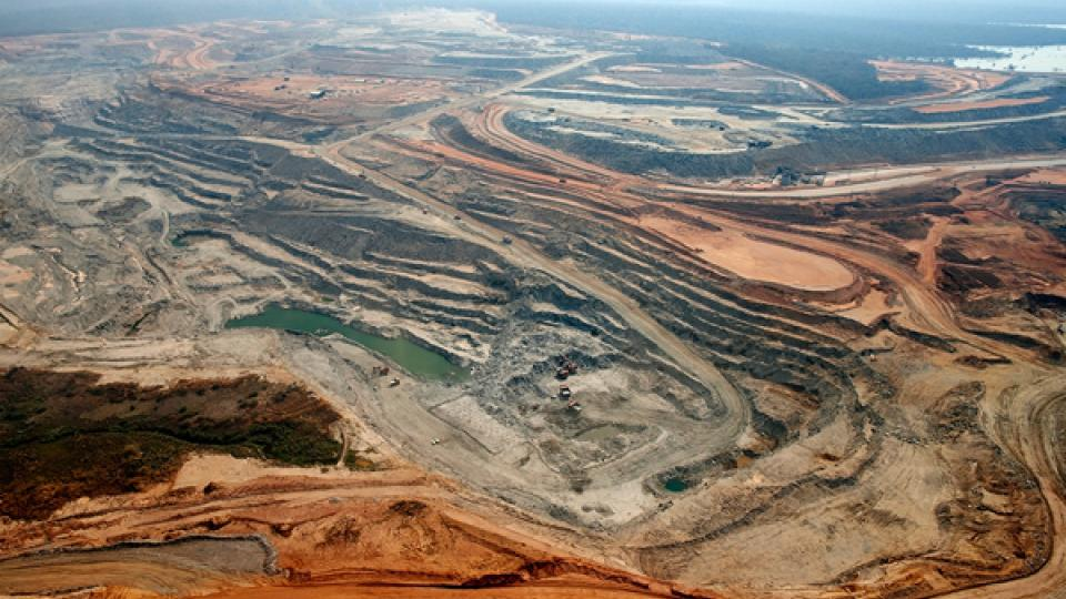 Copper mining district in Zambia. Photo: Mining.com