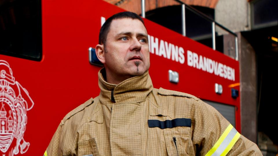Tommy Backgaard Kjeaer will speak about Firefighter´s Health at the Brussels´Seminar in November.