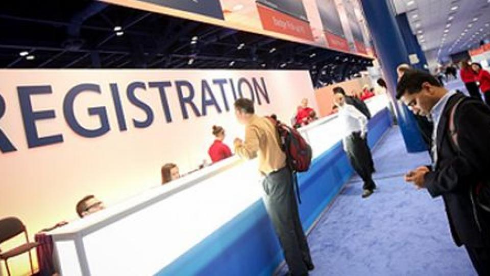 Generic Registration Desk