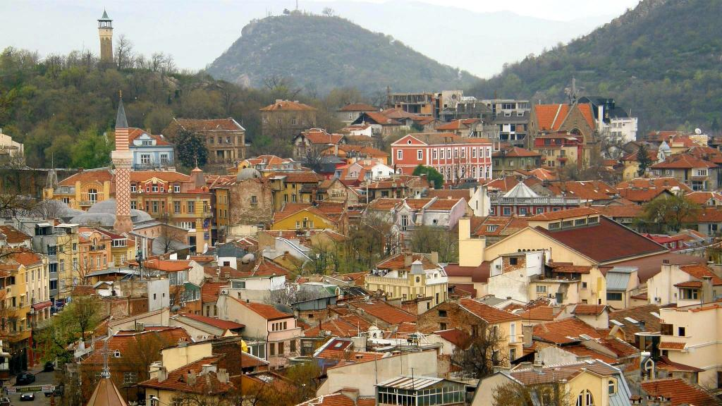 Plovdiv, Bulgaria. Photo: Wikipedia Commons
