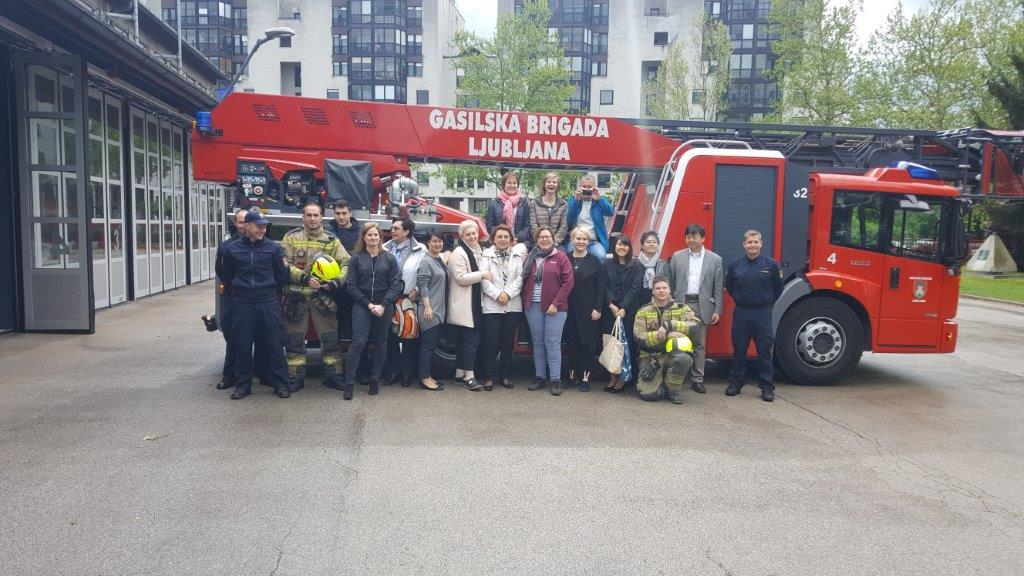 The CTIF Women in Fire Fighting Commission 2016