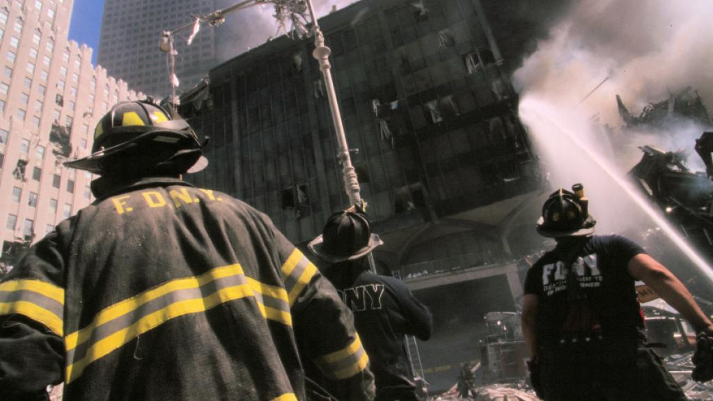 Terrorist Attacks Wikipedia: Researchers Find Firefighters Face Up To Triple Risk Of