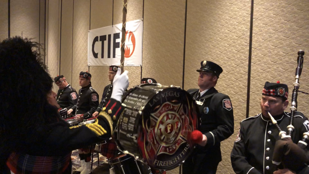 CTIF grand opening of the Delegates Assembly 2018