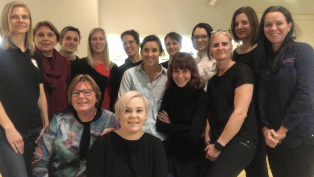 CTIF Commission for Women in Firefighting in Vienna, November 2018