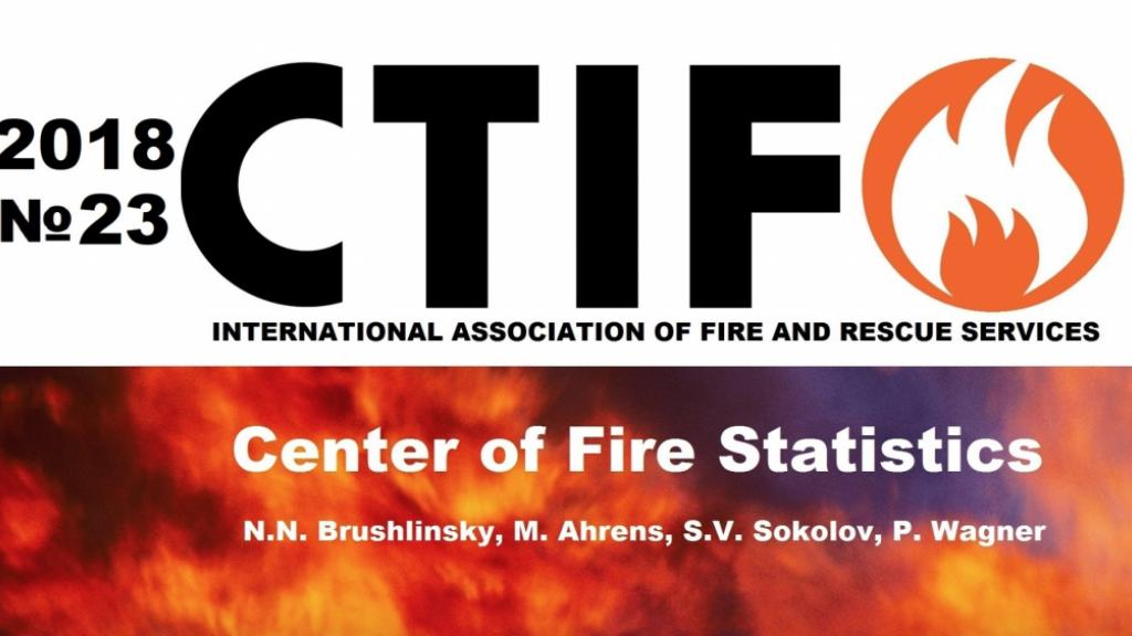 Header for World Fire Statistcis no 23-2018