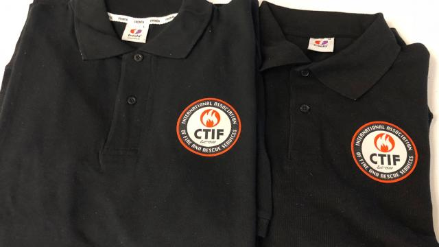 High quality CTIF T-shirts