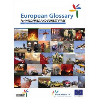 European glossary for wildfires and forest fires