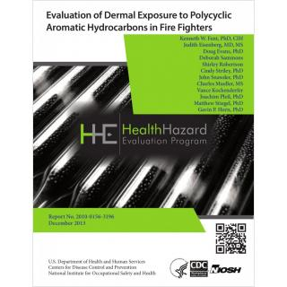 Evaluation of Dermal Exposure to Polycyclic Aromatic Hydrocarbons in Fire Fighters