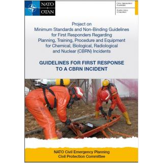 Guidlines for first response to a CBRN incident