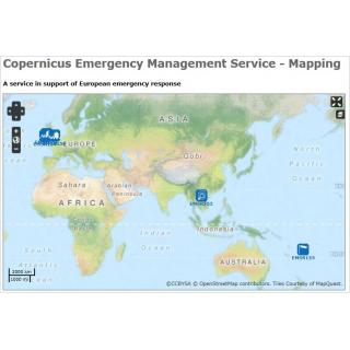 Copernicus Emergency Management Service